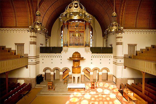 Uitstel feestelijk dienst rond orgel naar 7 november